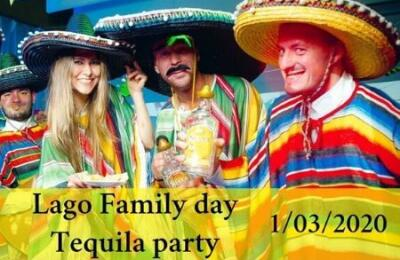 Lago Family Day | Tequila party